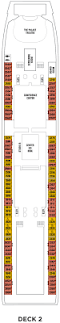 Majesty Of The Seas Deck Plan Codes by Deck 2 Explorer Of The Seas Deck Plans Royal Caribbean Blog