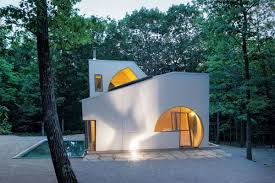100 Steven Holl House Ex Of In By Plays With Spherical Voids To