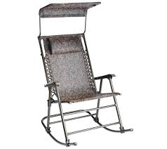 Polywood Rocking Chairs Amazon by Bliss Hammocks Deluxe Foldable Rocking Chair With Sun Shade Page