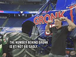 Rob Gronkowski Got A Monster Truck, And Somehow It's Not Called A ... What Do Lizards Monster Trucks And Asset Managers Have In Win Family 4 Pack To Jam Macaroni Kid Truck Bounce House Rental Ny Nyc Nj Ct Long Island Get Your On Heres The 2014 Schedule In Miami Ok Movie Tickets Theaters Showtimes Famifriendly Things Do Trucks Music Herald 2018 Team Scream Racing Hlights Stadium Championship Series 1 Feb Radtickets Auto Sports El Toro Loco Full Freestyle Run From Sun Life Revved Up For South Florida Show Cbs Photos February 18