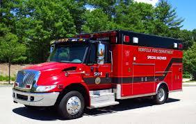 100 Mass Fire Trucks Apparatus Fleet Town Of Norfolk