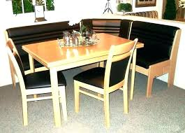 Wooden Kitchen Table With Bench Long Wood Dining Tables Extra Large Oak And Chairs Ebay