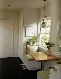 Pure Green Kitchen Nook