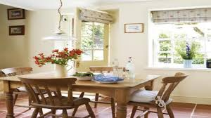 country cottage dining room kitchen diner design decorating ideas