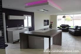 cuisine moderne design avec ilot cuisine parallele avec ilot 5 lzzy co