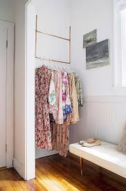 Clothes Storage Ideas For Small Spaces 18 Creative Solutions Digsdigs