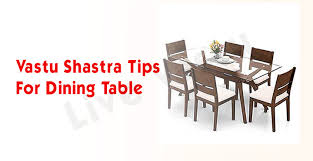 Vastu Shastra Tips For Dining Room
