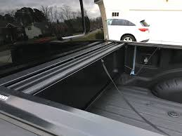 Huge Gift Peragon Truck Bed Cover Install Ford Enthusiasts Forums ... Truxedo Truck Bed Covers Accsories Folding Cover On Red Toyota Tacoma Diamondback Selected Pickup Undcover Flex My Homemade Diamond Plate Tonneau Cover Chevy Forum Gmc 2018 Ford F150 Roll Up For Trucks Via Motors Introduces Solarpowered 8 Best 2016 Youtube 5 Tips Choosing The Right Bullring Usa Bakflip Vp Vinyl Series Hard Alterations Hawaii Concepts Retractable Pickup Bed Covers Tailgate How To Make Your Own Axleaddict