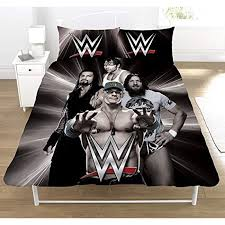 Bed Cover Sets by Wwe Superstars Single And Double Duvet Cover Sets Kids Bedroom