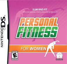 amazon com personal fitness women nintendo ds video games