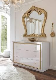 1 schlafzimmer komplettset weiß lack abs gold