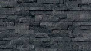 Slate Wall Tile Incredible Split Face Black 10x35cm Bathroom Ideas Throughout 15