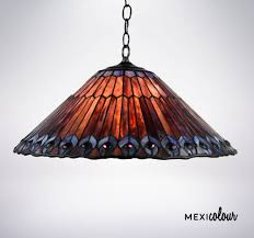 Tiffany Style Lamps Canada by Tiffany Style Stained Glass Lamp Shade Hanging Lamp Handcrafted