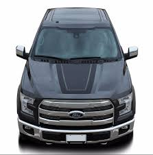 2015-2018 Ford F-150 Quake Hood Factory Tremor FX Style Hood Vinyl ... What The Hell Is With Huge Truck Grilles And Bulging Hoods The Drive 9 Truck Hoods Item Ej9844 Sold April 26 Tra Chevrolet Useful Used At Simms Pany Amerihood Gs07ahcwl2fhw25 Gmc Sierra 2500hd Cowl Type2 Style Hood Triplus 30040692 Floor Mats Ford Cv X P King Ranch Rubber All Amazoncom Ram Hemi Hood Graphic 092018 Dodge Ram Split Center Texas Bmw E46 Speaker Wiring