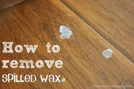 How Remove Wax From Carpet by How To Remove Spilled Wax Ask Anna