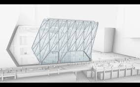 Culture Shed Hudson Yards by Watch How Diller Scofidio Renfro U0027s
