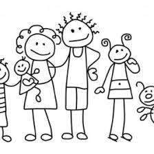 Family Coloring Sheet Take Pages Acumen My