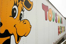 100 Toys R Us Trucks Mascot Orphaned By Bankruptcy Finds Home Fortune