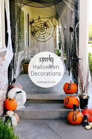 Outdoor Halloween Decorations Diy by Outdoor Halloween Decoration Ideas