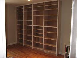 sketchpad improvement bookcase2 built in bookshelves plans hampedia