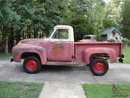 1955 Ford Truck 4 Wheel Drive, 1948 Ford F1 Panel Truck For Sale ...