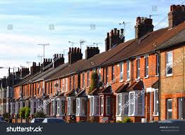 100 What Is A Terraced House English Row Spring Season Stock Photo Edit Now