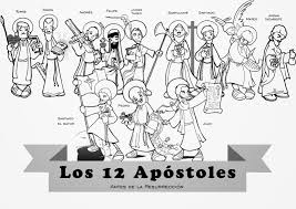 Dibujo De Jesús Lava Los Pies De Los Discípulos Para Colorear
