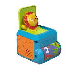 Fisher-Price Spin 'n Surprise Lion - Mattel - Toys