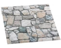 papiertapete stein