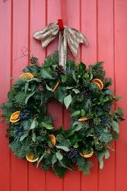 Pictures Of Christmas Wreaths And Made With Deco Mesh