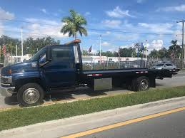 GMC ROLLBACK TOW TRUCK FOR SALE | #12129