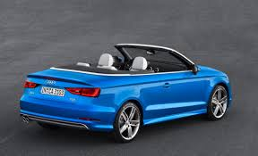 Hot New A3 Cabriolet Set To Spawn Hotter S3 Spin f