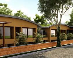 100 Villa Houses In Bangalore Earth Sheltered Villas At North After The Rain
