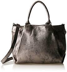 sabrina alienor sac porté épaule femme gris graphite
