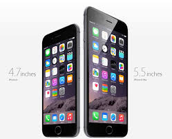 iPhone 6 isn t simply bigger it s better in every way r yet dramatically thinner More powerful but remarkably power efficient With a smooth metal