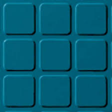 Roppe Rubber Tile 994 by Roppe Raised Design Raised Square Design Rubber Flooring Colors