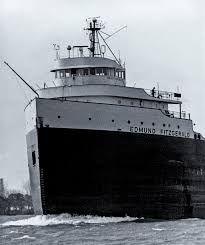 What Time Did The Edmund Fitzgerald Sank by Last Voyage Of The Ss Edmund Fitzgerald On Behance