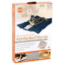 Kh Thermo Kitty Heated Cat Bed by K U0026h Pet Products Pet Bed Warmer Small Beige Walmart Com