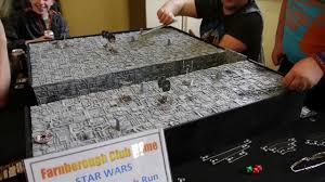 X Wing Miniatures Board Game Terrain