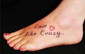 15 Cute Foot Tattoo Designs For Girls
