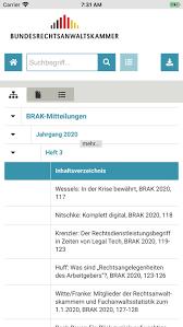 Brak Mitteilungen Brak Mitteilungen By Verlag Dr Otto Schmidt