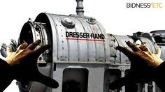 rolls royce energy gas turbines which power dresser rand