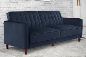 Kebo Futon Sofa Bed Weight Limit by Dhp Furniture Pin Tufted Transitional Futon