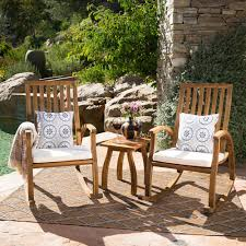 Shop Cayo Outdoor 3-piece Acacia Wood Rocking Chair Chat Set With ... Shop Cayo Outdoor 3piece Acacia Wood Rocking Chair Chat Set With 30 Fresh Wicker Patio Fniture Ideas Theoaklanduntycom Wooden Seat 10 Best Chairs 2019 Cozy Front Porch With Capvating High Quality Collections Polywood Official Store Pong Ikea Amazoncom Sunlife Indooroutside Lounge Rocker Nuna W Cushion Of 2 By Modern Allmodern Cushions Grey Glider Replacement Unique Contemporary Designs All Design