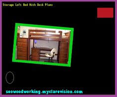 loft bed with desk plans free 121628 woodworking plans and