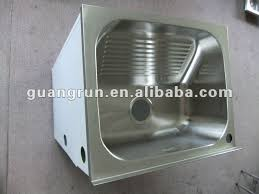 Laundry Sink With Washboard by Manufacturer Stainless Steel Laundry Cabinet With Washboard 555 455