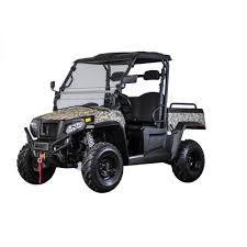 Vector 500 4WD 500cc UTV In Camo-HDVector500VTC - The Home Depot