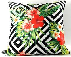 Casa Padrino Luxury Cushion Miami Flowers & Leaves Black / White /  Multicolor 45 X 45 Cm - Finest Velvet - Living Room Decorative Pillow Langston Ding Chair Amazoncom Ding Table Runner Or Dresser Scarf Hawaiian New Kauai Fniture Condo Packages From Island Collections Queen Kaahumanu Suite Luxury Hotel Royal Tropical Decorating Ideas Trend Garden 31 Best Restaurants In San Francisco Cond Nast Traveler Mikihome Chair Pad Cushion Wooden Skyline Slipcover Cari Garden Rose Casa Padrino Miami Flowers Leaves Black White Multicolor 45 X Cm Finest Velvet Living Room Decorative Pillow Flying Pig Hawaii Koa Extension Room Tables Can Be Purchased