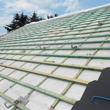 Novia Roof Reflex Insulated Breather Membrane Situ