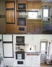 Rv Camper Remodel Ideas On A Budget 5